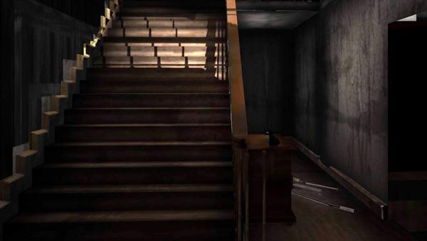 Хоррор игра - House of Terror VR