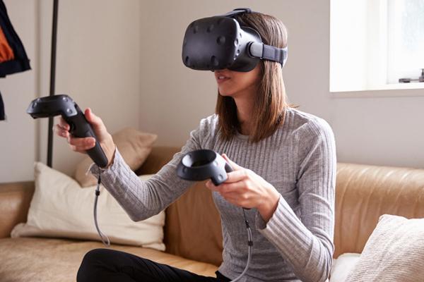 виртуальная реальность 3D игры