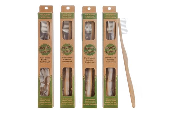 зубная щетка из бамбука (Toothbrush bamboo)