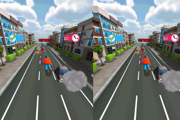 игра виртуальной реальности Cleanopolis VR