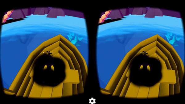 игра виртуальной реальности Squeed! VR