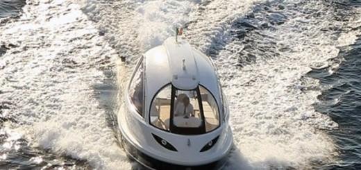 мини-яхта Jet Capsule