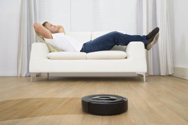 робот-уборщик для дома