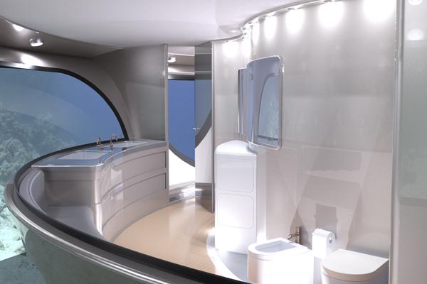 судно jet capsule UFO
