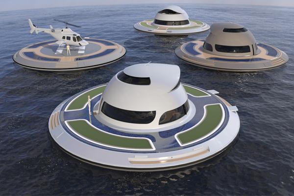 Jet Capsule UFO 2 nation