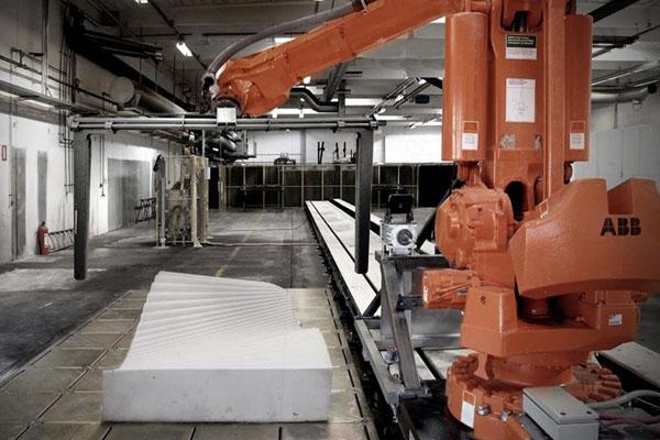 Odico Formwork Robotics - перспективы робототехники в строительстве