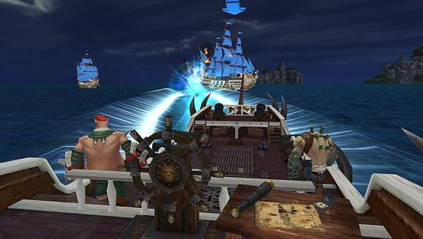 игра виртуальной реальности RPG - Heroes of the Seven Seas VR