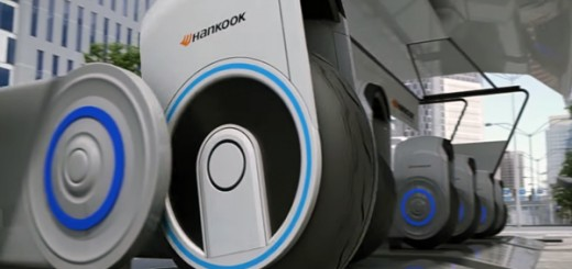 Будущее транспорта Hankook Tire