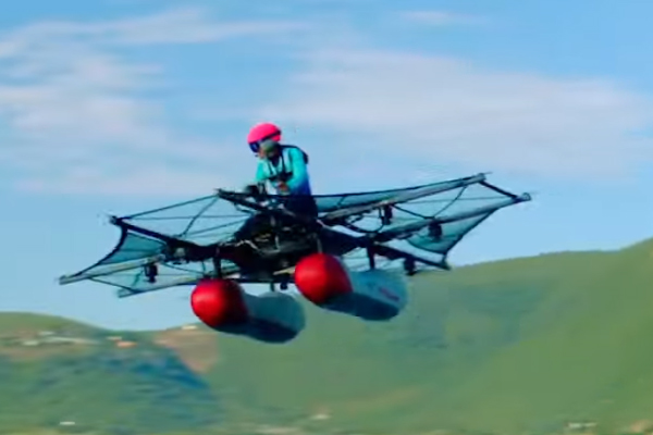 летающий транспорт