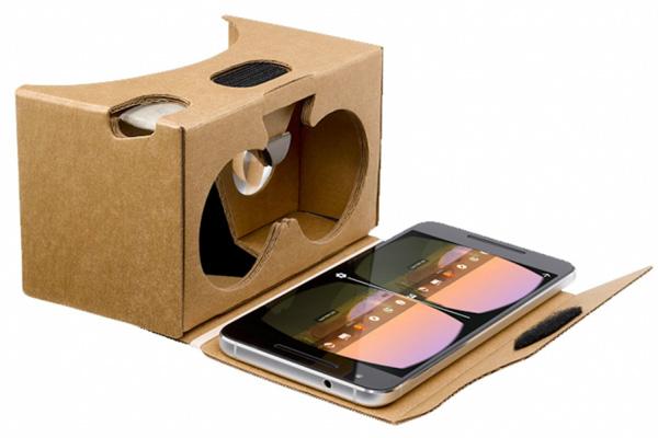 стоимость очков Google Cardboard