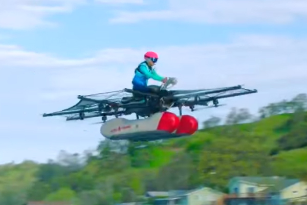 транспорт Kitty Hawk Flyer