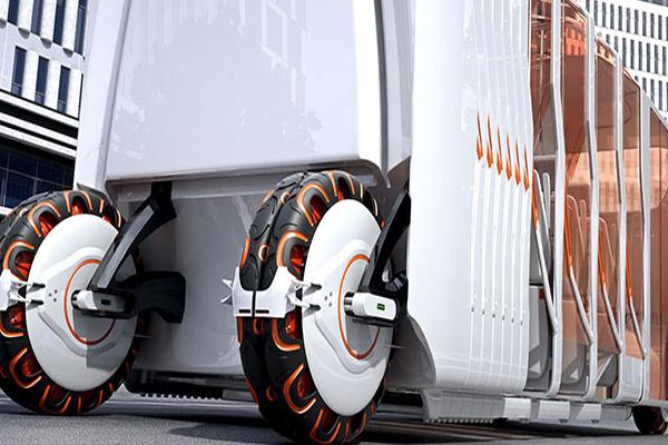 Autobine транспорт будущего