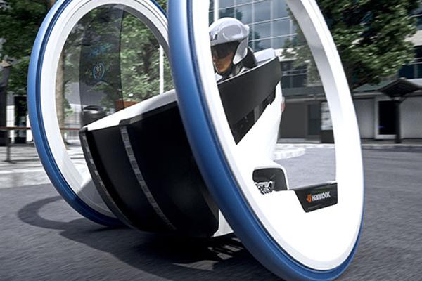 I-Play транспорт будущего