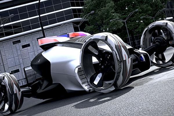 Shiftrac транспорт будущего