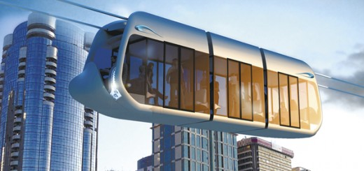 skyway transport of the future