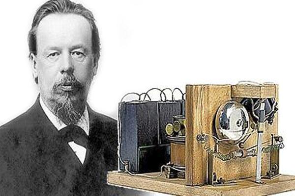 радиоприемник Александра Попова
