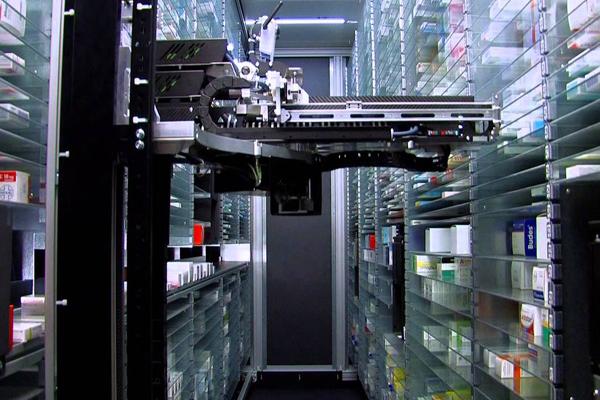 Робот фармацевт — функциональный помощник
