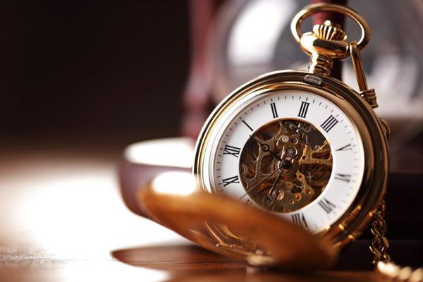 создание механических часов