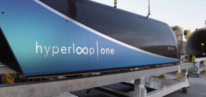 транспорт hyperloop
