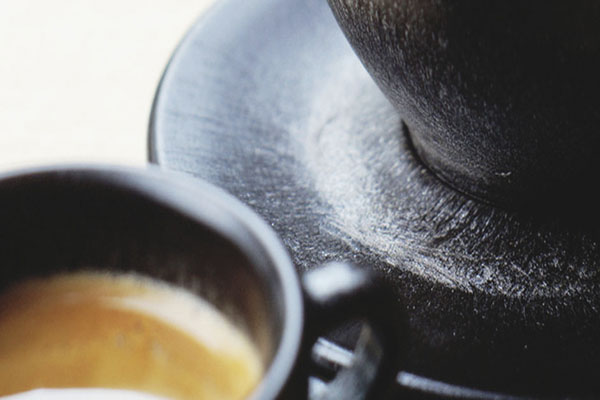экологичная посуда из кофейной гущи