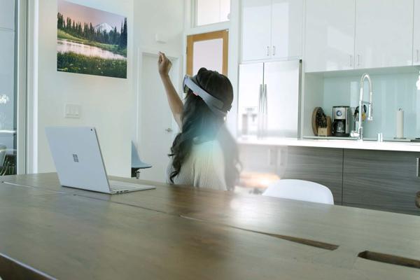 Виртуальная реальность Fluent Design System