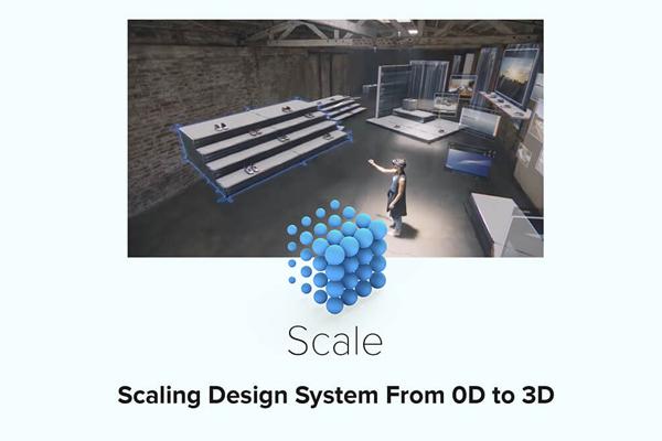 scale Fluent Design System