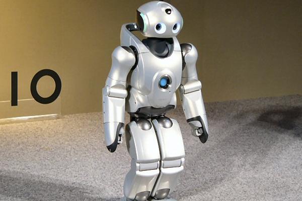 Робот QRIO Sony