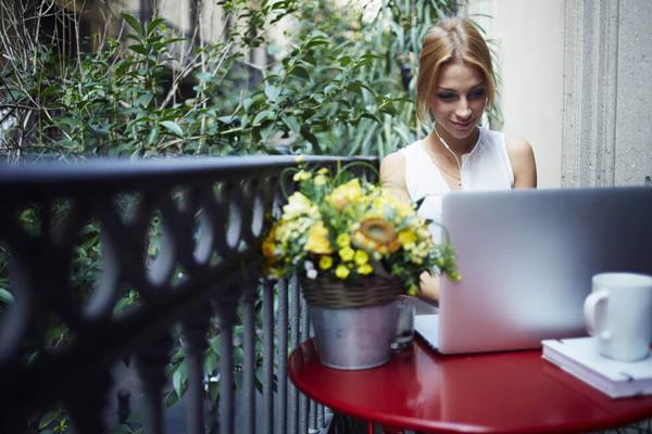 блогер на фрилансе
