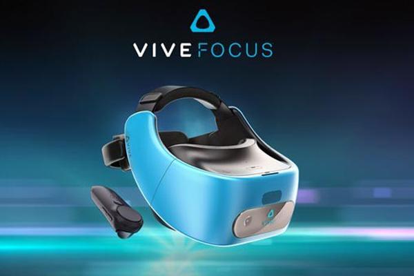 Шлем виртуальной реальности Vive Focus