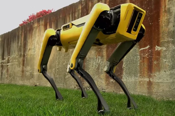 SpotMini робот от Boston Dynamics