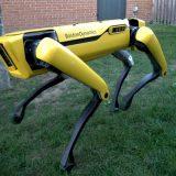 SpotMini робот