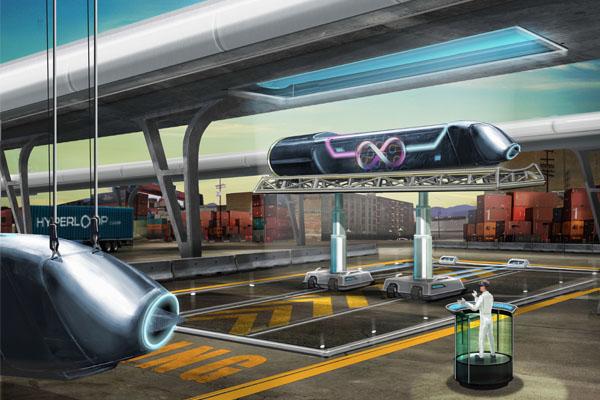 Общественный магнитный транспорт
