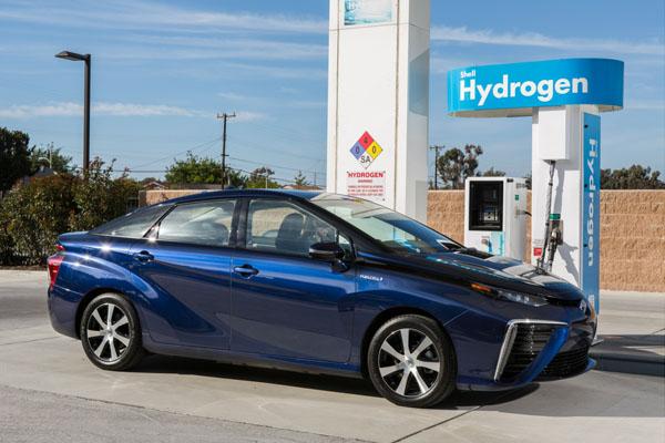 Экологическое топливо Toyota Mirai