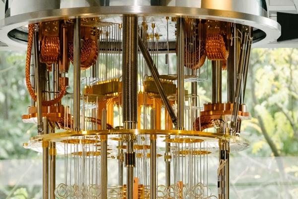 квантовый компьютер компании IBM