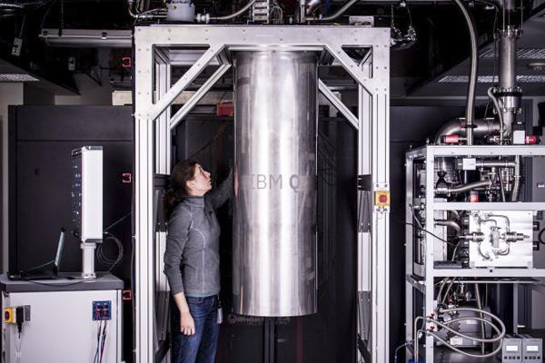 квантовый компьютер IBM Q