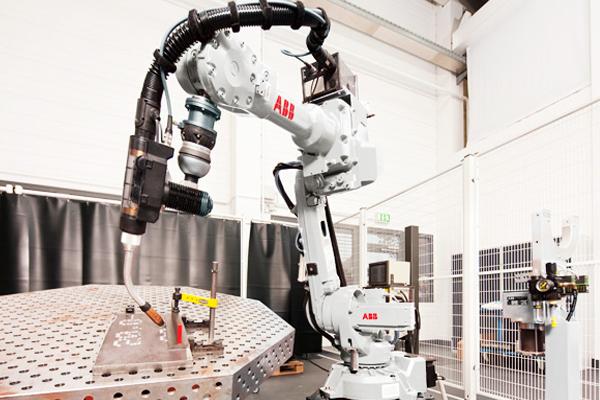 коммерческие роботы ABB