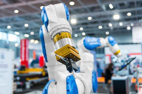 роботы на производстве
