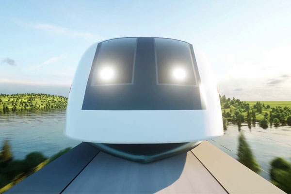 Экологический транспорт будущего