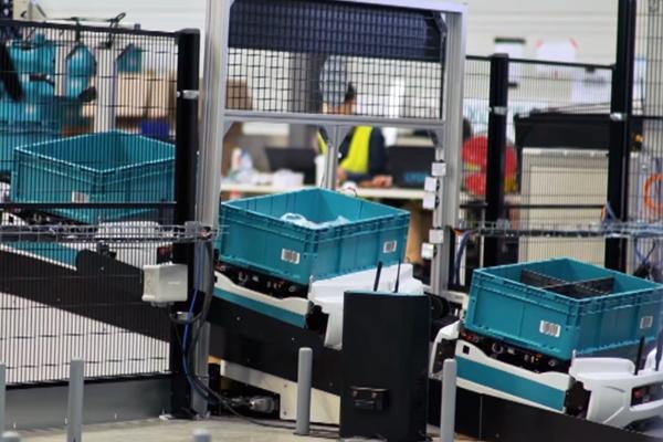 Skypod – новый робот-кладовщик