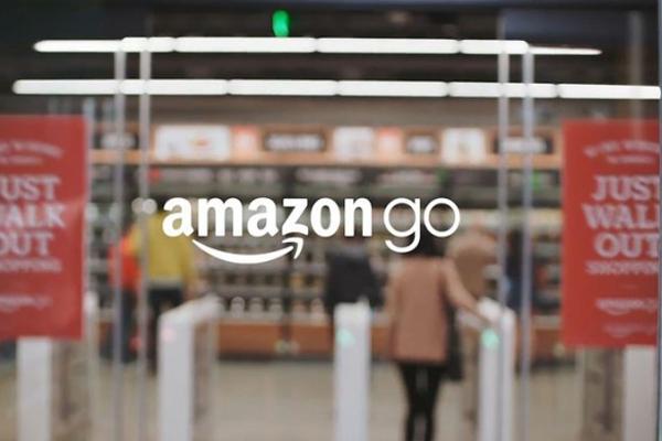 приложение супермаркета Amazon Go