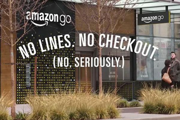 супермаркет Amazon Go