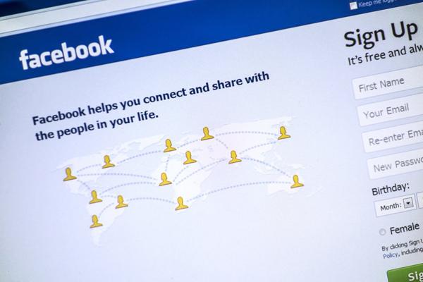 Facebook социальная сеть номер 1 в мире