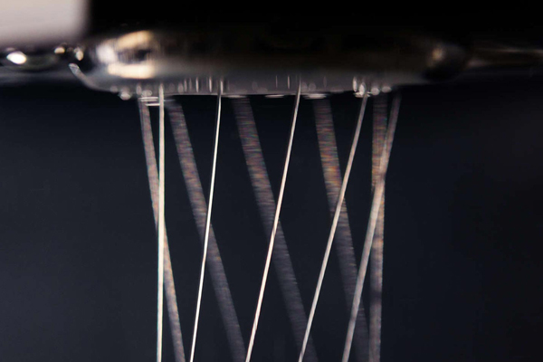 Synthetic Spidery Silk Bolt Threads