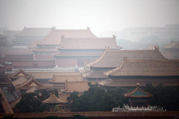 Запретный город династий Мин и Цин