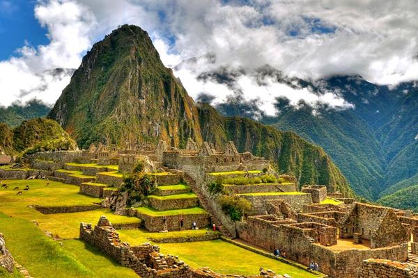 Мачу-Пикчу топ 10 самых посещаемых мест на планете