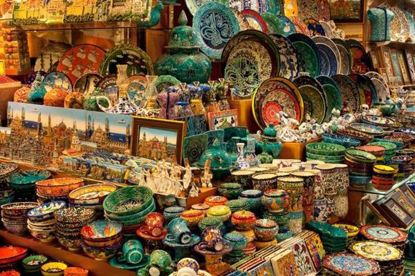 продажа товаров на Большом Базаре