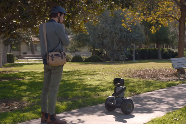 устройство Segway Advanced Personal Robot
