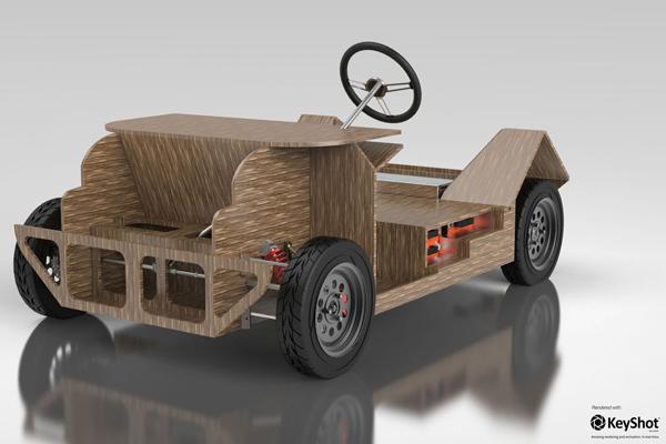Noah (Ной) – перерабатываемый автомобиль
