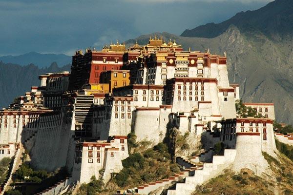 Лхаса (Тибет) фотография наших дней