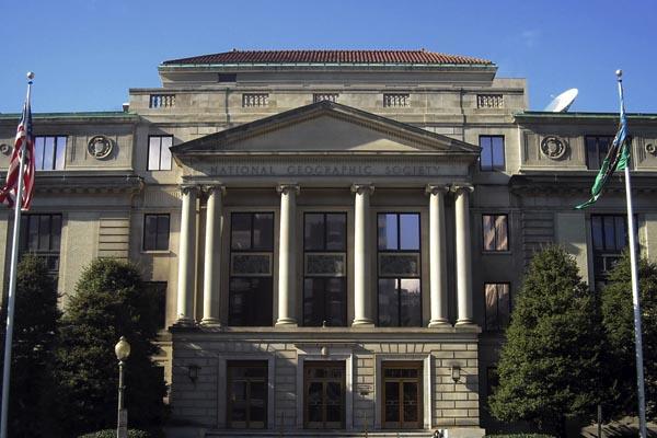 Национальное географическое сообщество в Вашингтоне (США)